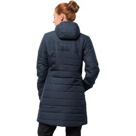 Jack Wolfskin Maryland Coat Damen midnight blue